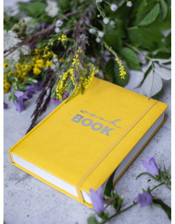 Workbook żółty
