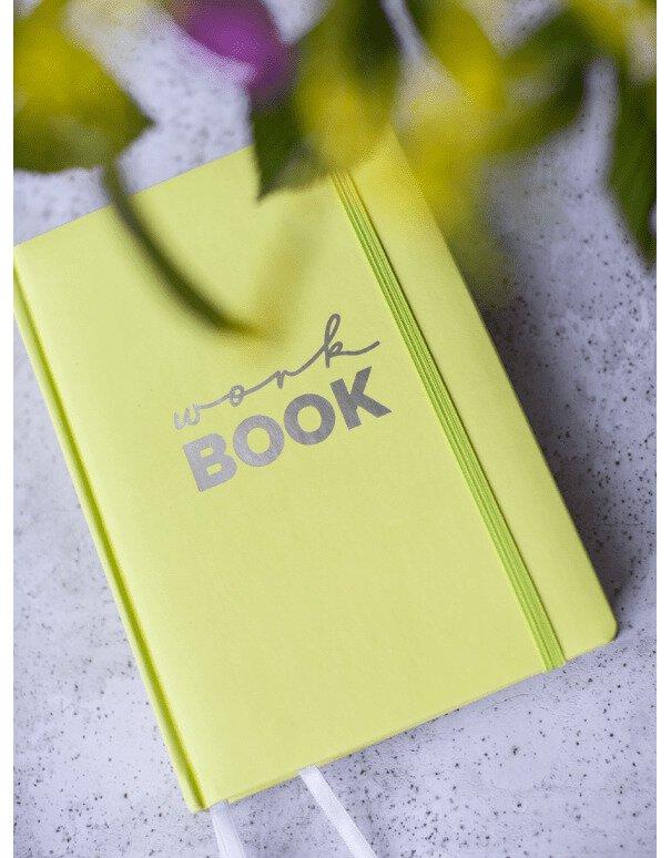 Workbook limonkowy